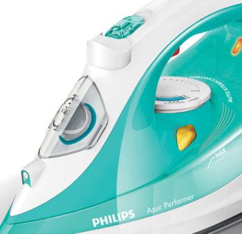 recensione ferro da stiro Philips GC3811/70 Azur Performer