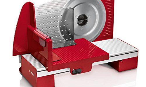 recensione completa dell'affettatrice Bosch MAS6151R