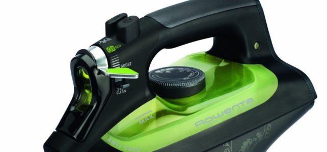 recensione ferro da stiro Rowenta DW6010 Eco Intelligence