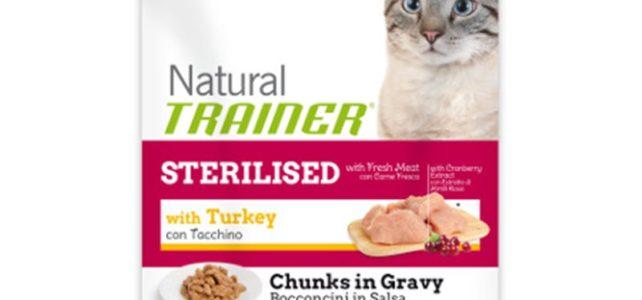 recensione Trainer Natural gatti