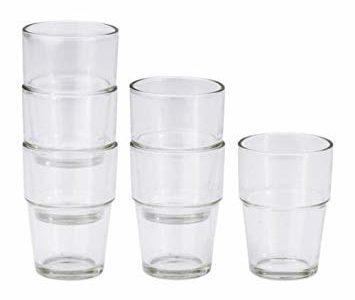 Bicchieri Ikea: ecco i modelli riciclabili