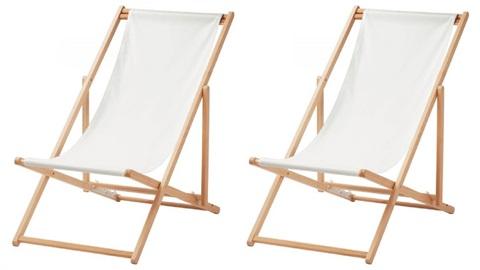 Sdraie Ikea: ecco le più gettonate per il relax all'aria aperta