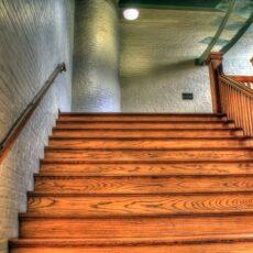 Scale da interni, tra le più ambite ci sono quelle in legno
